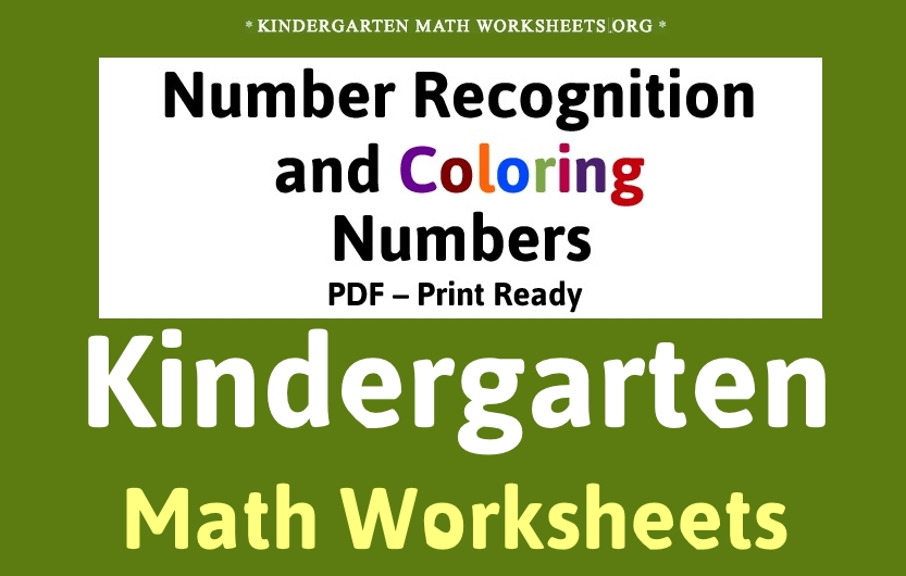 Kindergarten Math Worksheets For Kids. Download Free Math Activities &  Printables For Kindergarten Online Kindergarten Math Worksheets Org